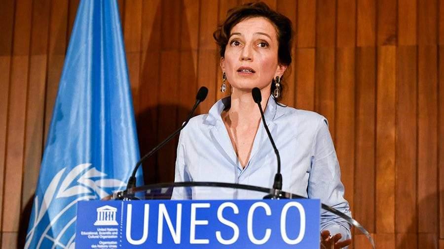Израиль уведомил ЮНЕСКО овыходе изорганизации