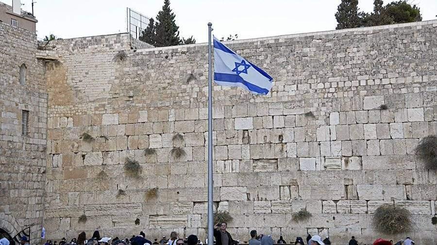 США считают Стену Плача территорией Израиля