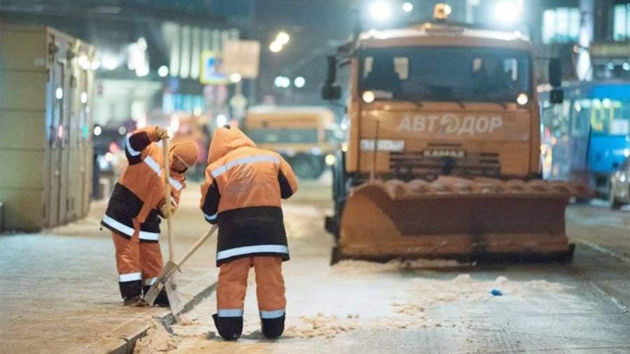 В столице России коммунальщики будут работать вдвое больше