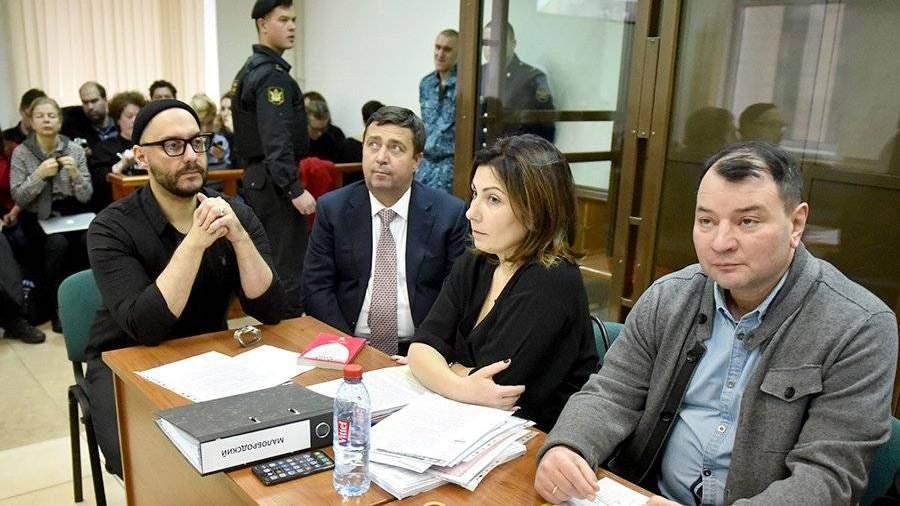 Следователь не позволил Серебренникову пойти нарепетиции «Нуреева» в огромном театре