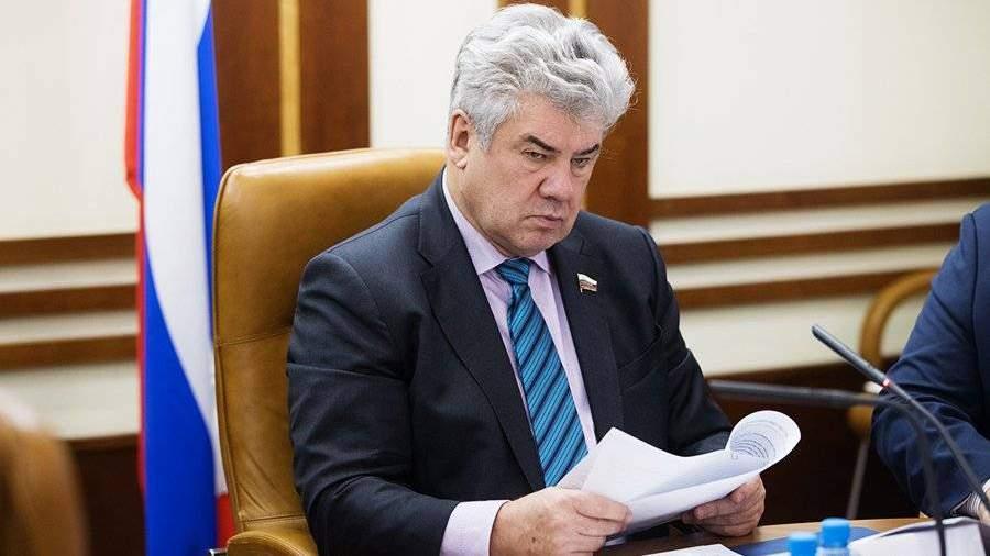 Сенатор объявил осодержащихся вукраинских тюрьмах 400 россиянах