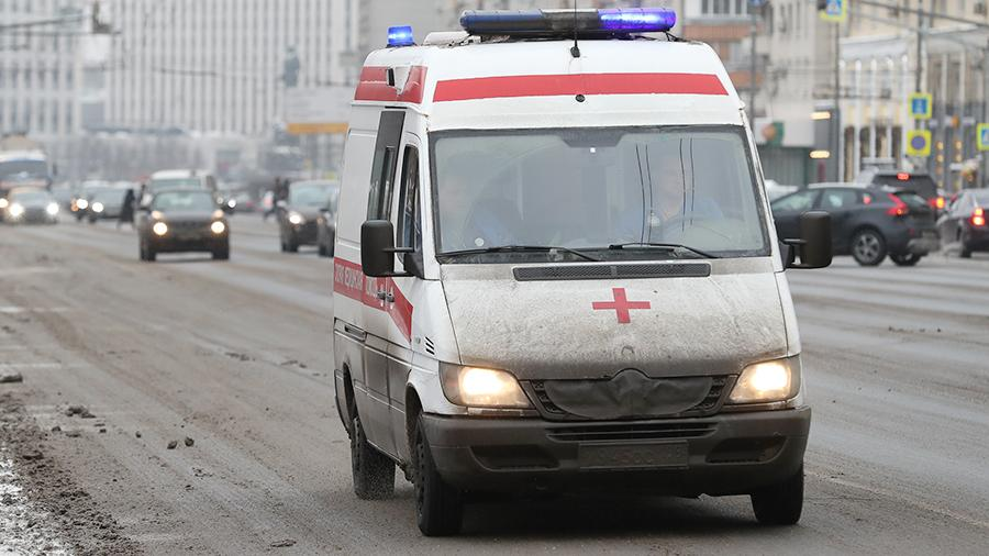 Жительница Домодедова сребёнком выжила после падения лифта