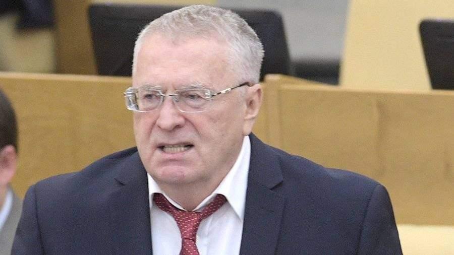 Владимир Жириновский поведал  о«реальных» претендентах  впрезиденты Российской Федерации