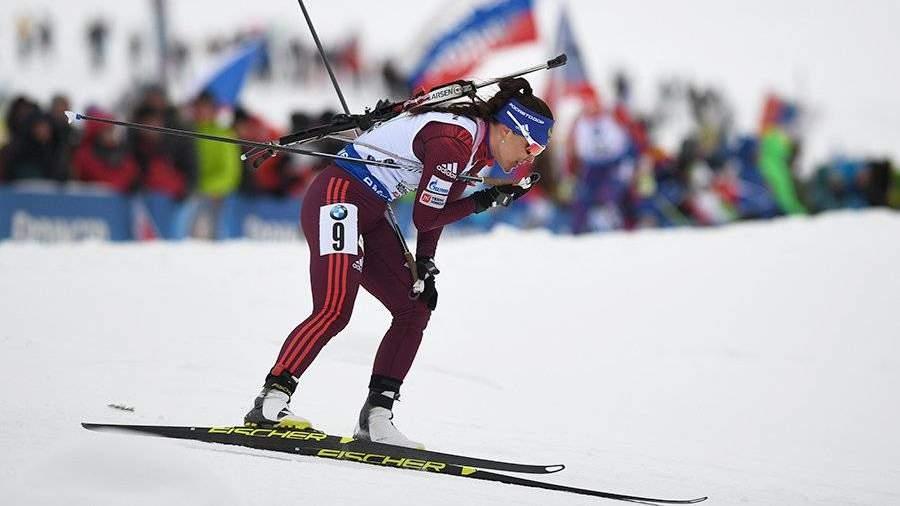 Российские биатлонисты допущены к соревнованиям IBU до конца сезона