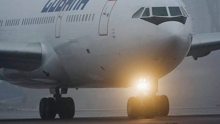 Туман нарушил работу аэропорта вТашкенте: задержаны десятки рейсов