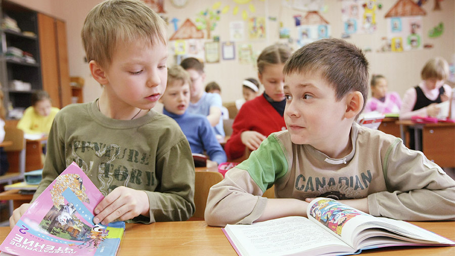 Русские четвероклассники читают лучше всех насвете — Исследование