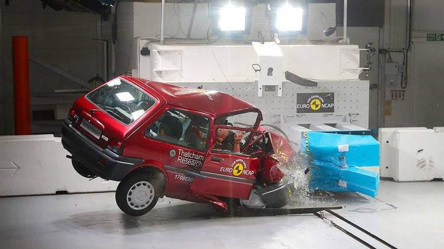 Специалисты составили рейтинг самых рискованных авто в РФ — Машины-убийцы