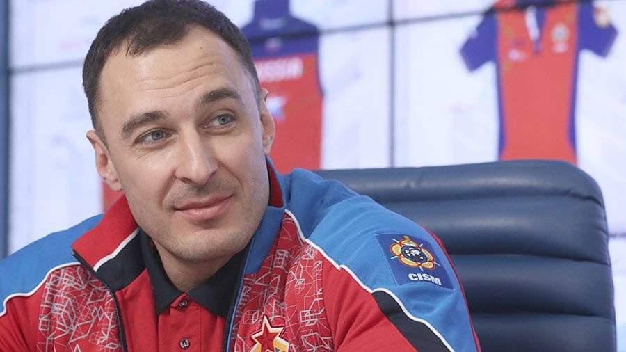 Бобслеист изСочи Воевода пожизненно отстранен отучастия вОлимпийских играх