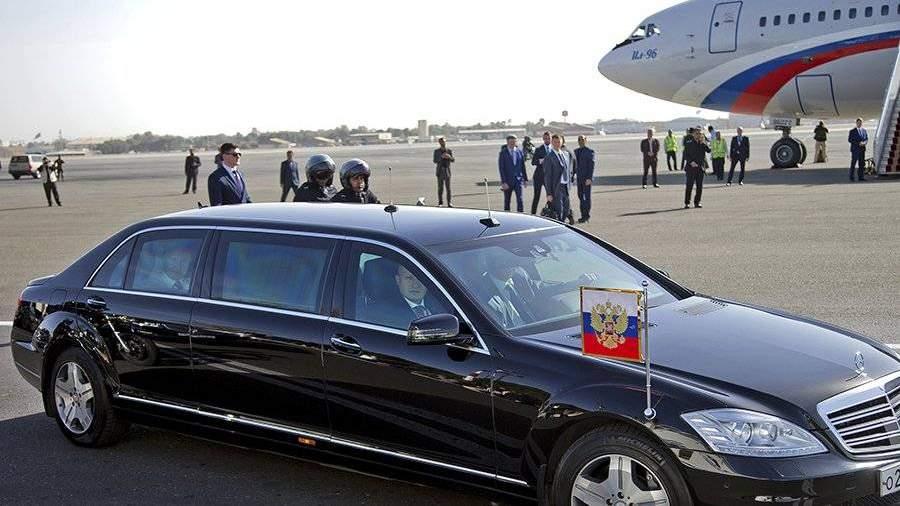 Путин объявил оготовности восстановить авиасообщение сЕгиптом