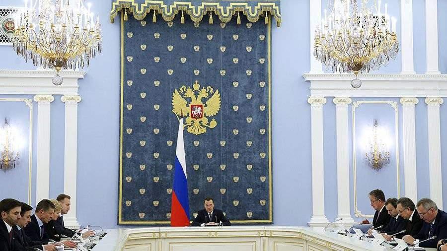 Медведев подписал распоряжение ореструктуризации долгов регионов