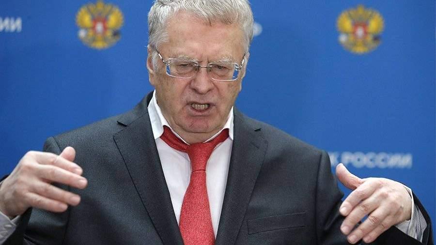ЦИК поведал одоходах Жириновского запоследние шесть лет