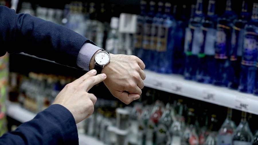 Курские законотворцы решили сократить время продажи алкоголя на час
