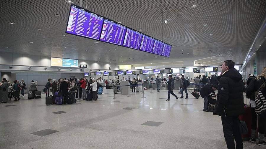 Милиция проверяет сообщение обугрозе взрыва ваэропорту Домодедово