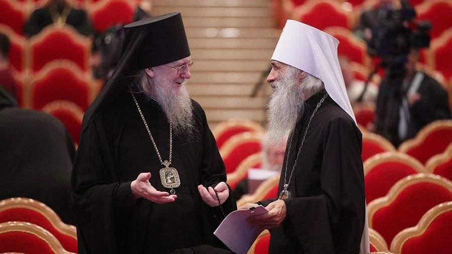 РПЦ впервый раз  официально признала независимость УПЦМП
