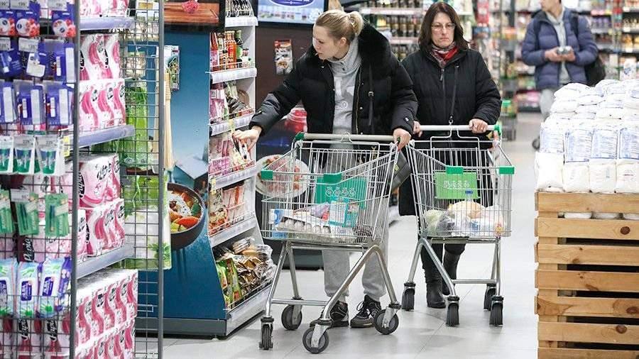 Среднюю цену новогодней продуктовой корзины назвали вПодмосковье