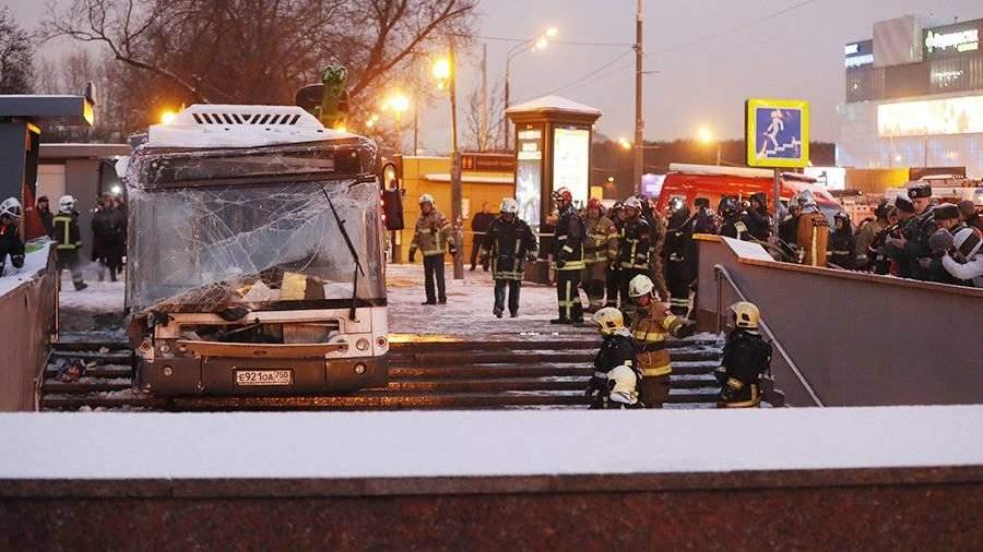 Психолог разъяснил запись видеорегистратора автобуса-убийцы: шофёр неконтролировал ситуацию