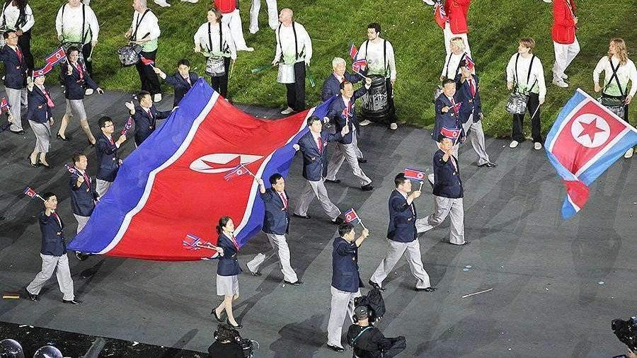 КНДР намеревается направить команду наОлимпийские игры вПхёнчхан