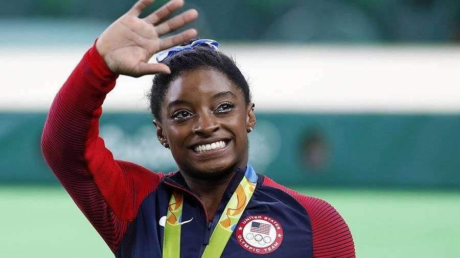 Гимнастка Байлз сообщила одомогательствах состороны экс-врача сборной США
