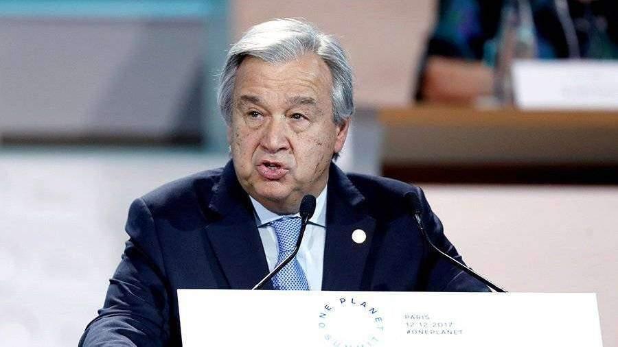 Открытие каналов связи между КНДР иЮжной Кореей внушает оптимизм— генеральный секретарь ООН