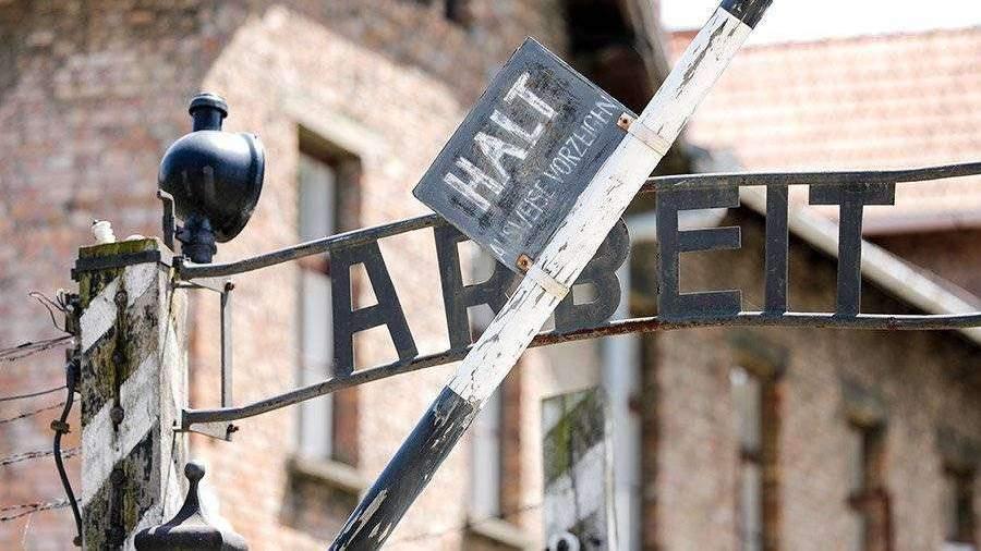 ВПольше вынесен вердикт участникам «голой акции» вбывшем концлагере Аушвиц