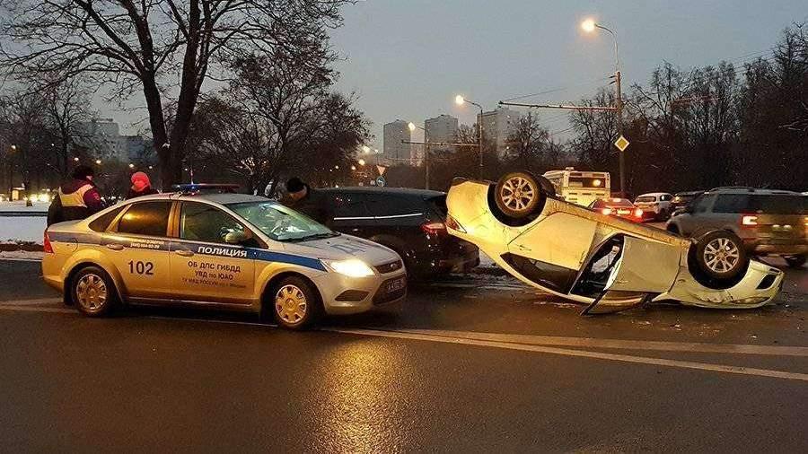 Медведев утвердил Стратегию безопасности дорожного движения до 2024