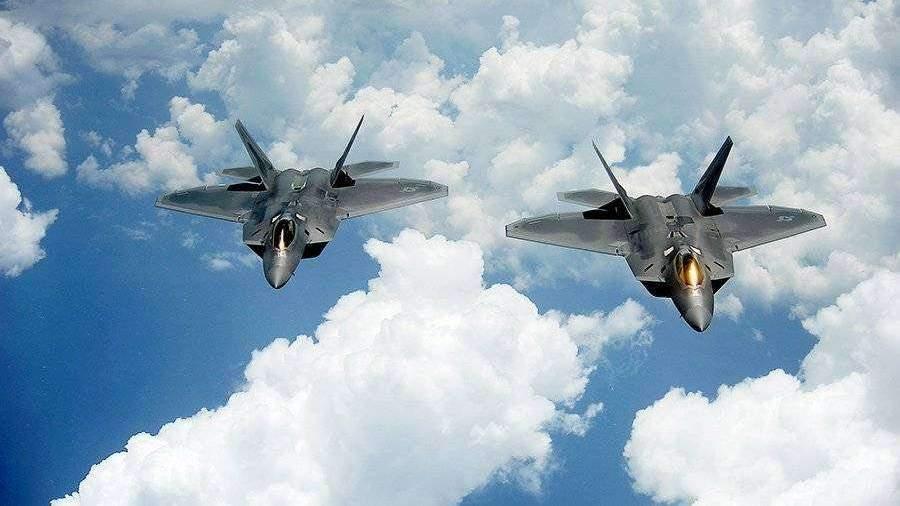 Небо Сирии раскрыло Российской Федерации военные тайны США