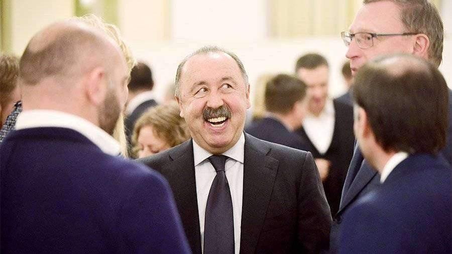 Газзаев пообещал сбрить усы, ежели сборная Российской Федерации выиграетЧМ