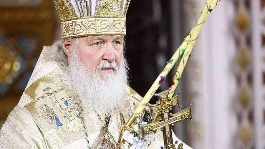 Патриарх Кирилл увидел угрозу вразвитии цифровых технологий