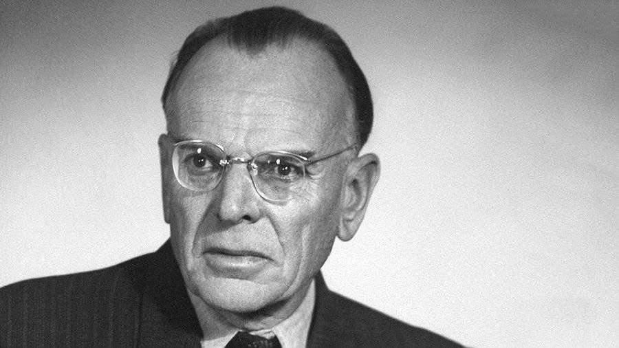 Стало известно овыдвижении Паустовского наНобелевскую премию в давно минувшем 1967-ом году
