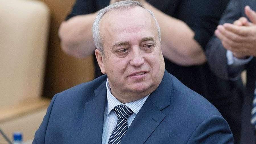 Клинцевич объявил, что попыткой атаки террористов вСирии руководили США