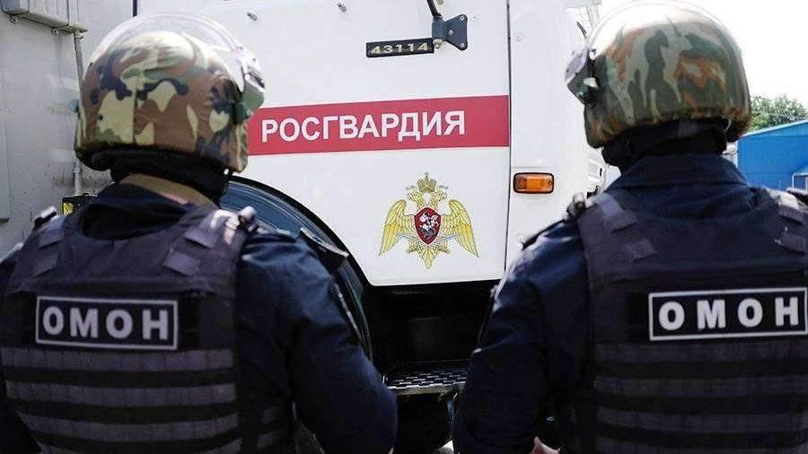 Росгвардия строго ответит на всевозможные провокации вовремя выборов Президента Российской Федерации
