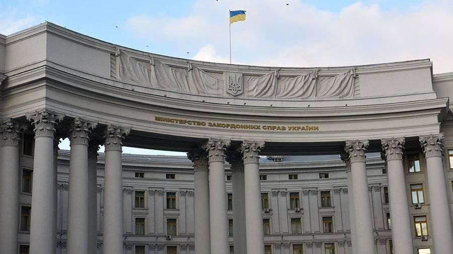 У Украинского государства нет послов в17 странах, сказали вКиеве