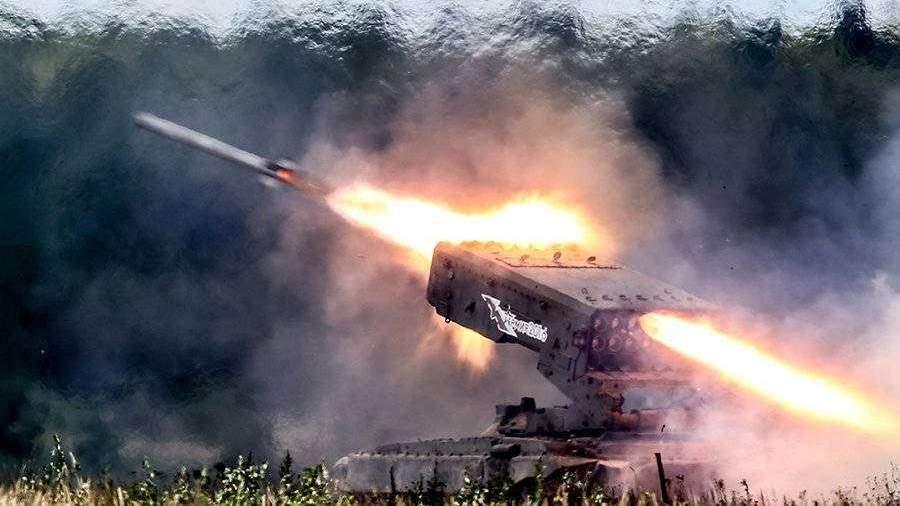В РФ появится тяжелая огнеметная система обновленного поколения «Тосочка»