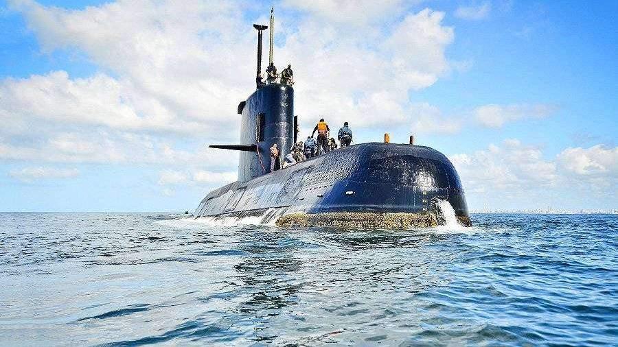 Пропавшая аргентинская подлодка была разрушена взрывом— агентура США