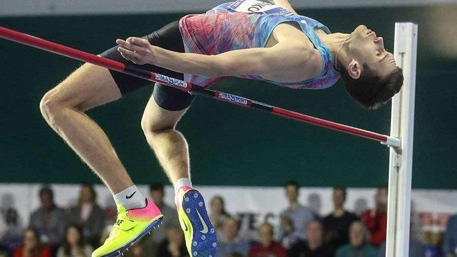 Башкирский спортсмен обыграл чемпионку мира попрыжкам ввысоту