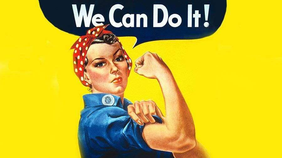 Image result for плакат we can do it