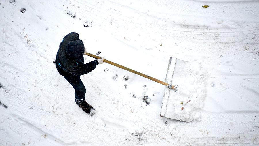 Инструкция очистке кровли от снега