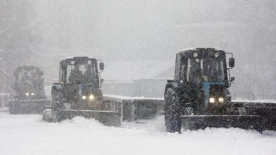 Уборка и вывоз снега оренбург