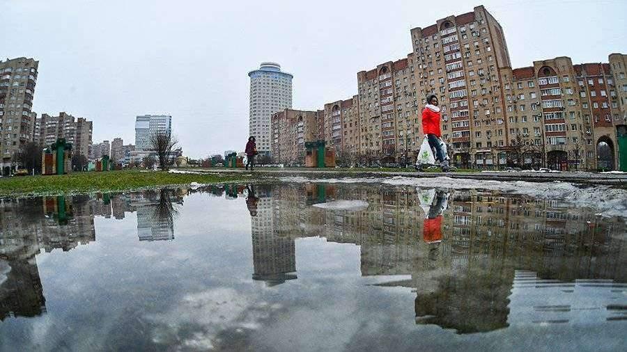 Власти Москвы сообщили о готовности столицы к паводкам