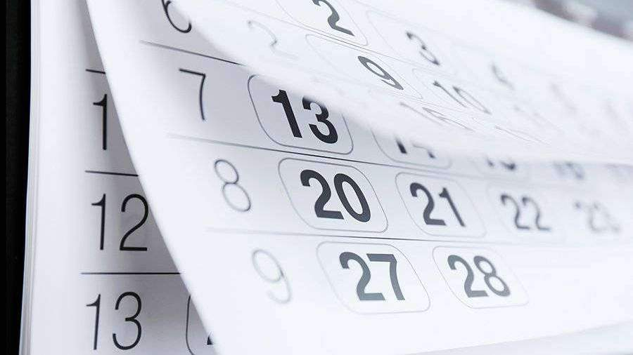 Последняя рабочая неделя апреля будет шестидневной