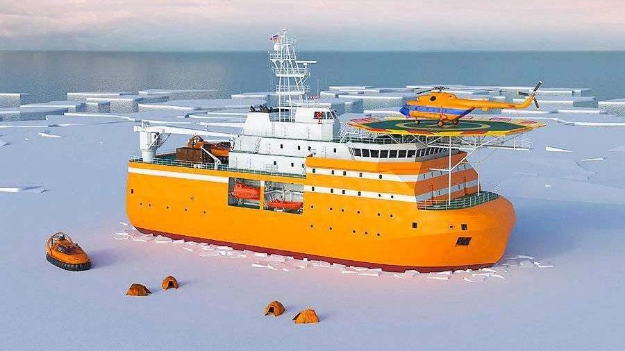 Закладка платформы «Северный полюс» состоится в Петербурге в 2019 году