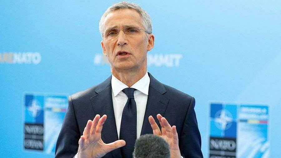 Генсек НАТО ответил Трампу на просьбу «что-то сделать» с «Северным потоком – 2»