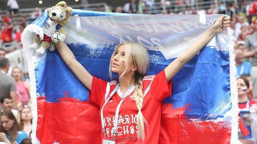 710fe93ef9b Иностранцев на ЧМ-2018 впечатлило русское гостеприимство и красивые девушки