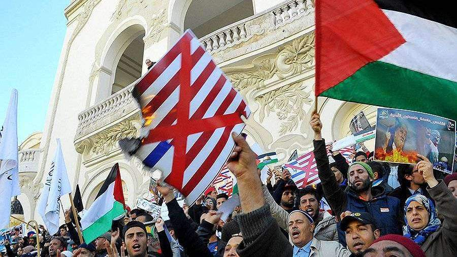 В Палестине назвали шантажом отказ США выделять финансовую помощь