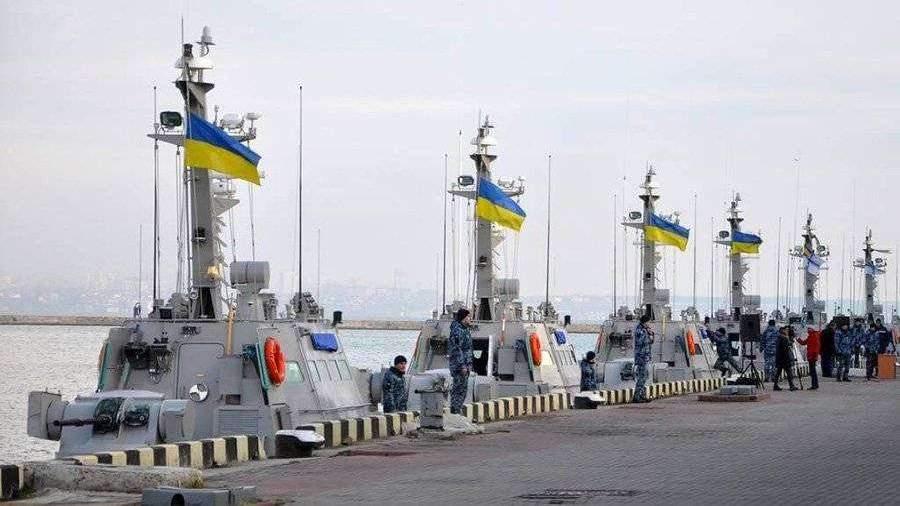 Украинское командование перебросило войска к Азовскому морю