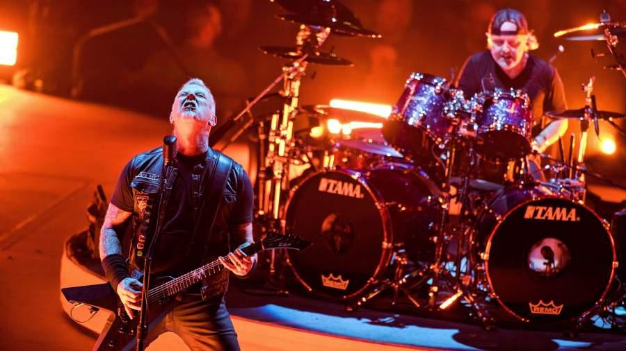 Группа Metallica выступит в Москве летом 2019 года | Новости