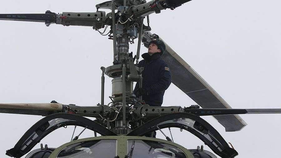 Новые лопасти увеличат скорость российских боевых вертолетов