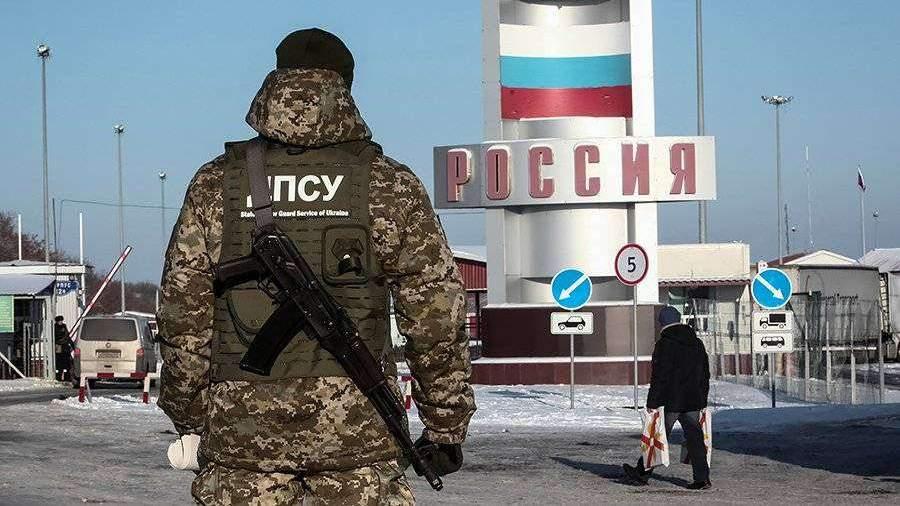 Российских журналистов не пустили на Украину из-за недостатка денег на счету