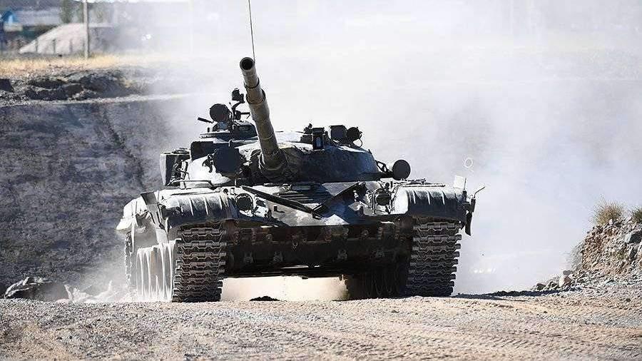 Украинскую «бригаду будущего» вооружат старыми танками