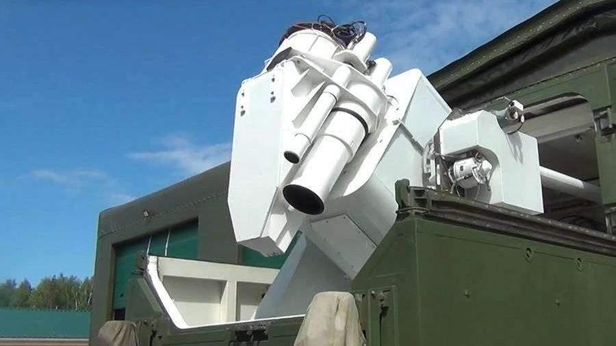 Лазерные комплексы «Пересвет» заступили на опытно-боевое дежурство